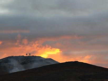 Гора Столовая 19 сентября 2011 года