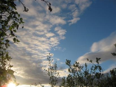 Вечернее небо_1