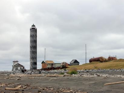 Полярная станция «Муостах, остров»