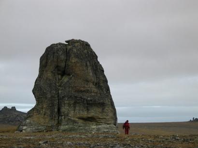 Полуостров Кигилях. Кигиляхи