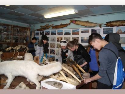 Экскурсии по музею