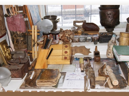 Коллекция предметов быта народов Севера