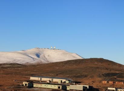 Гора Столовая 7 октября 2011 года