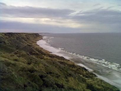 На берегу залива Неелова