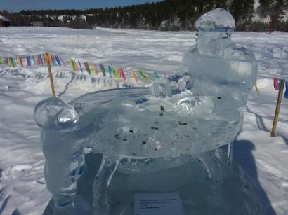 Ледяные скульптуры_2