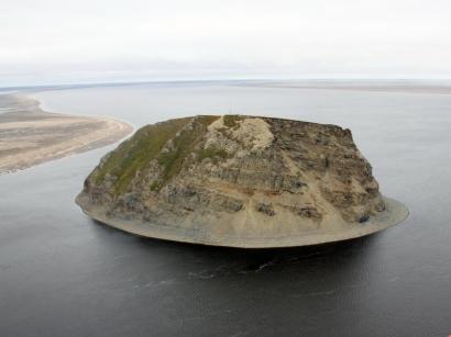 Остров Столб