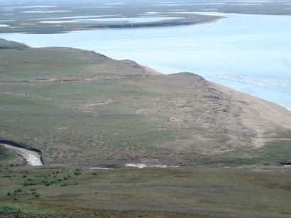 Юго-западный берег острова Тит-Ары