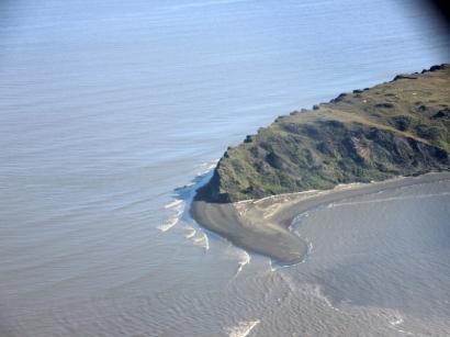 Остров Муостах. Мыс Северный