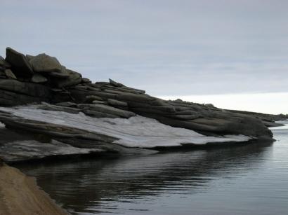 Полуостров Кигилях. Мыс Кигилях