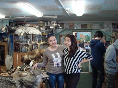 Учащиеся ТСОШ №1 на экскурсии_12